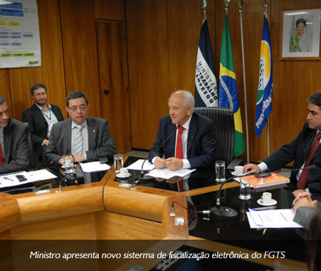 MTE amplia fiscalização do FGTS