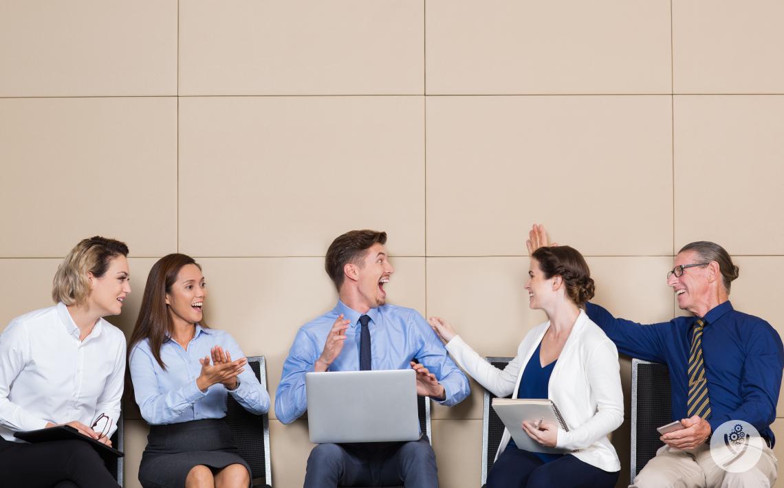 As redes sociais nos dias de hoje são parte da estratégia de contratação.