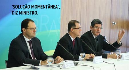 Mudança no fator previdenciário é 'solução momentânea', diz ministro