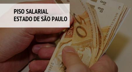 Piso Salarial - Estado de São Paulo