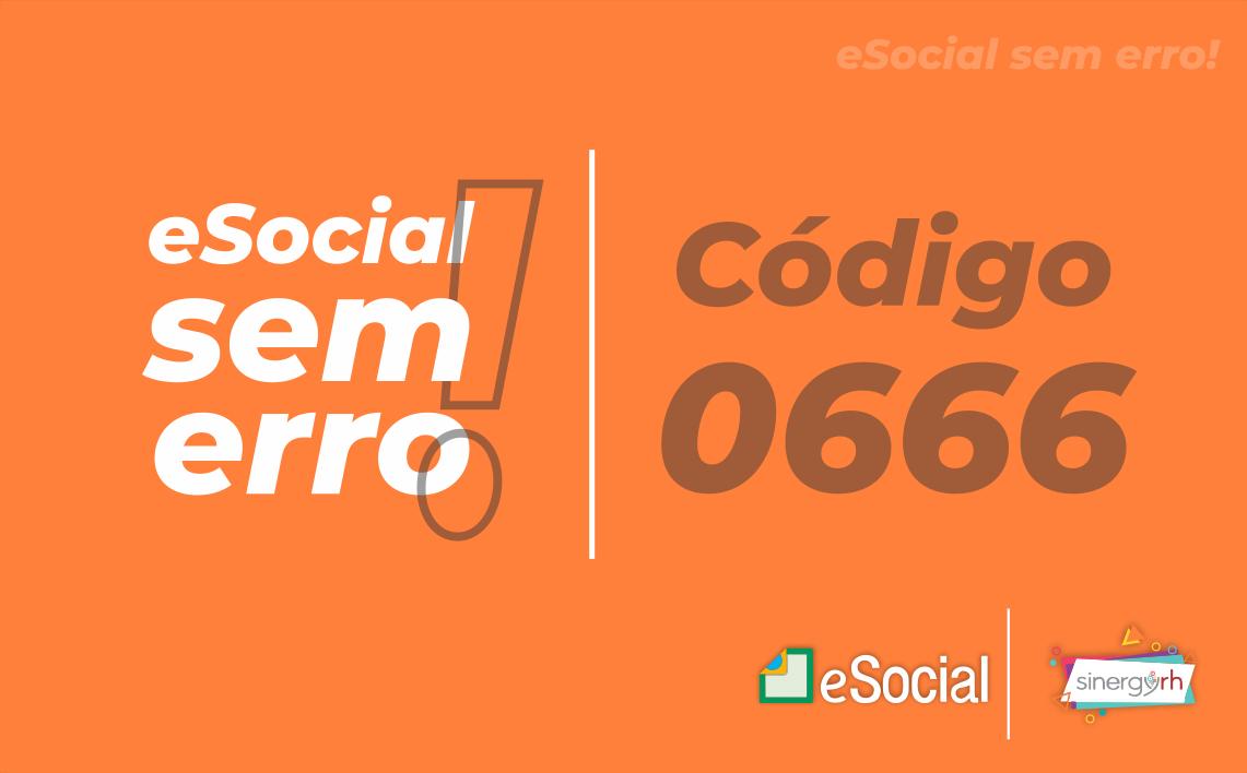 Código 0666 - Não pode haver mais de um dependente com o mesmo número do CPF.